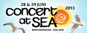 Concert At Sea - logo 2013