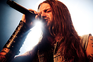 Evergrey en Iced Earth door Andrea Beckers 21